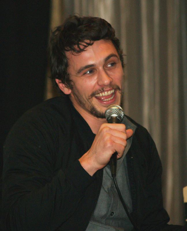 James Franco IQ