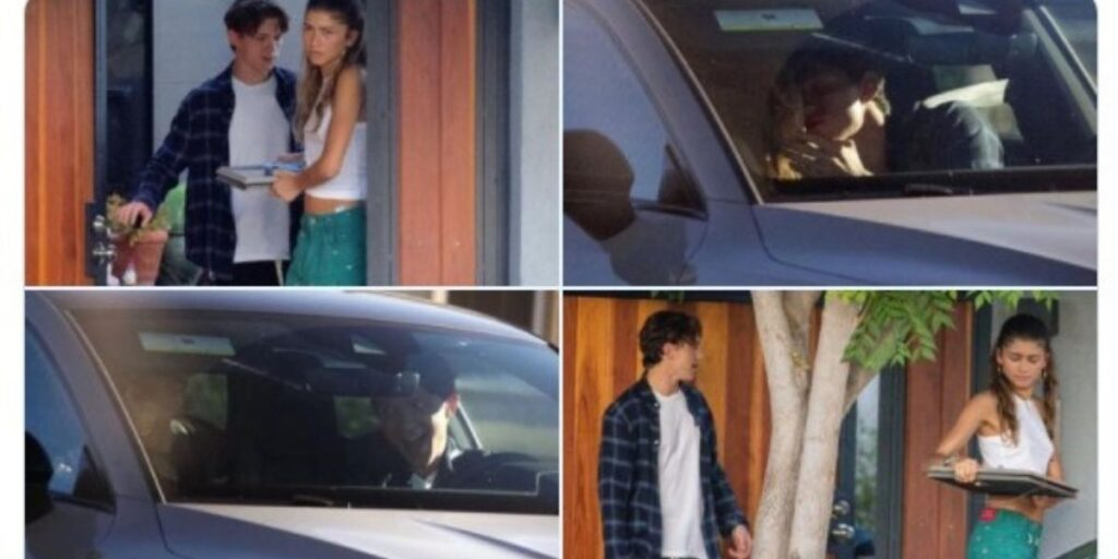 Zendaya and Tom Holland are Officially Together   The ...